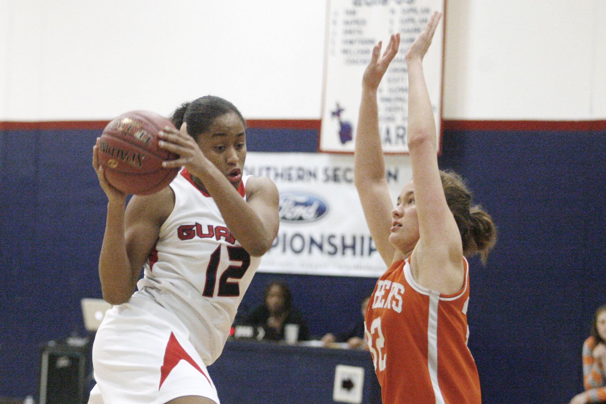 File Photo: Jasmine Smith, a Bell-Jeff 2012 graduate, is a freshman forward for San Jose State women's basketball.