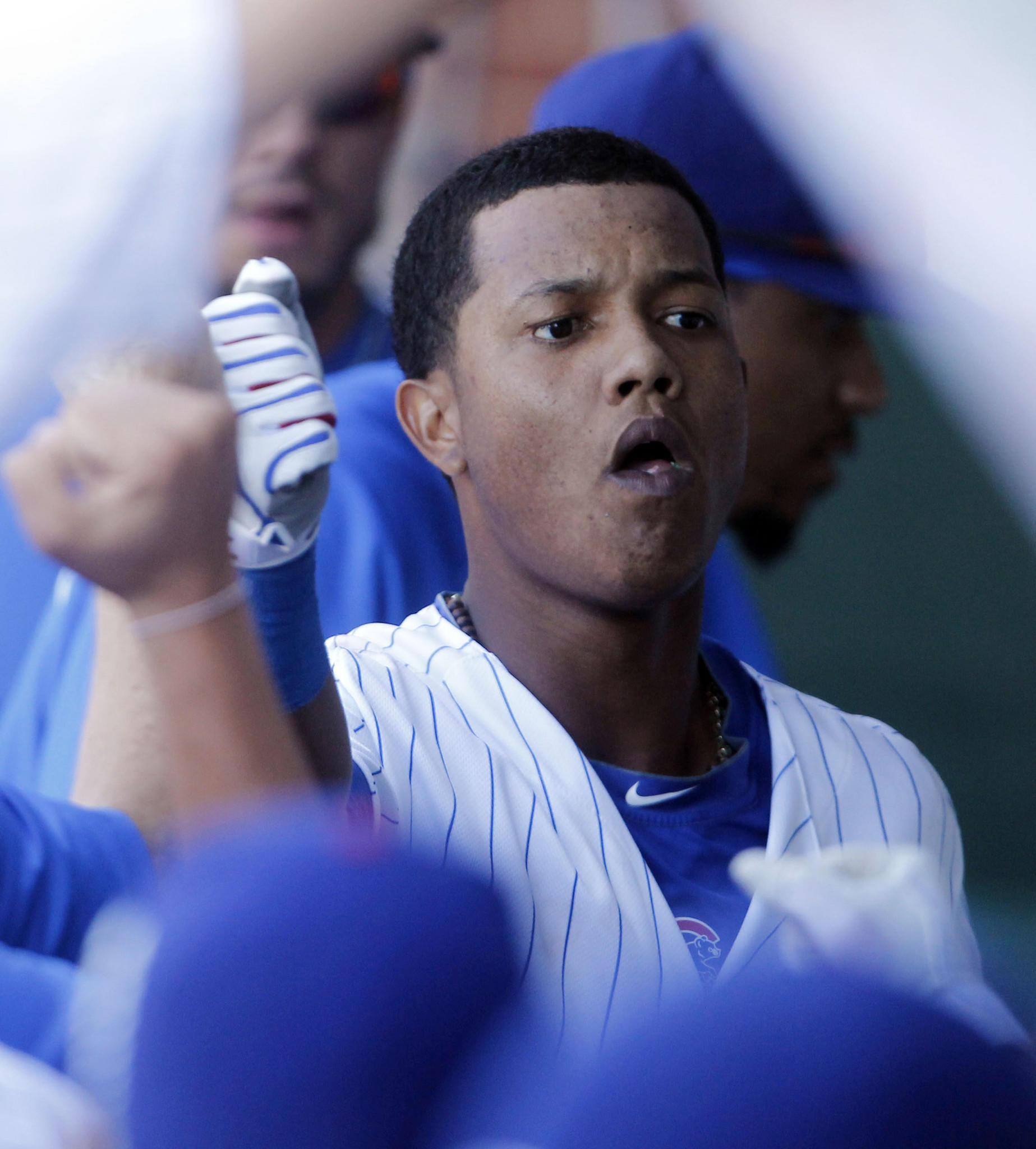 Cubs shortstop Starlin Castro is involved in a legal dispute with a Dominican baseball school.