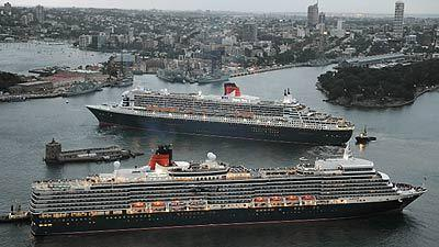 Cruise lines unveil intineraries for 2014 and beyond