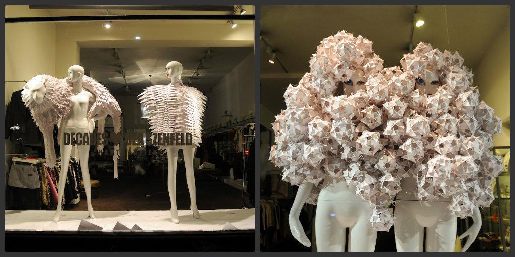 Paper about fashion