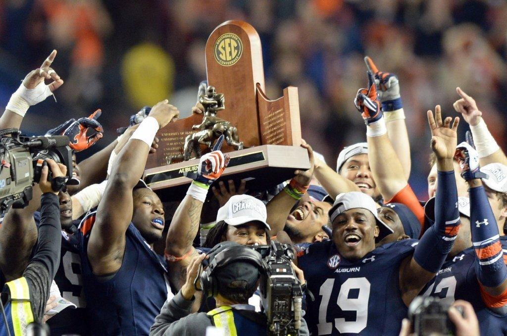 Auburn will take part in the best bowl game of the season.