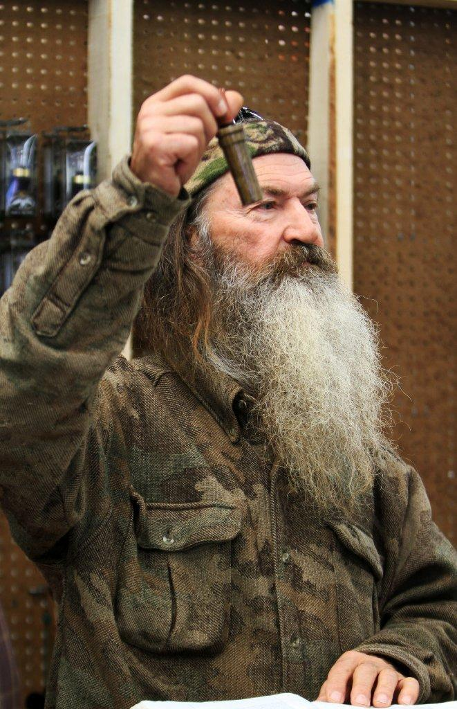 Phil duck dynasty homosexuality comment
