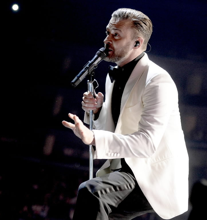 Justin Timberlake in concert at Amway Center Orlando ... Justin Timberlake Concert