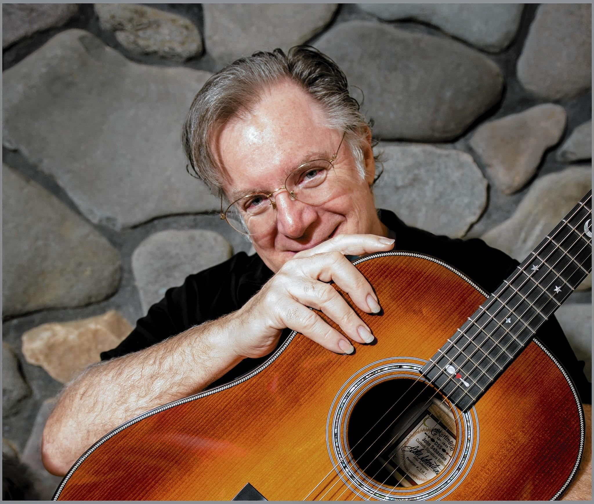 """An Evening with John Sebastian"" set for Dec. 20 in Clermont."