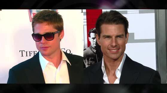 Brad Pitt and Tom Cruise To Star In 'Go Like Hell'