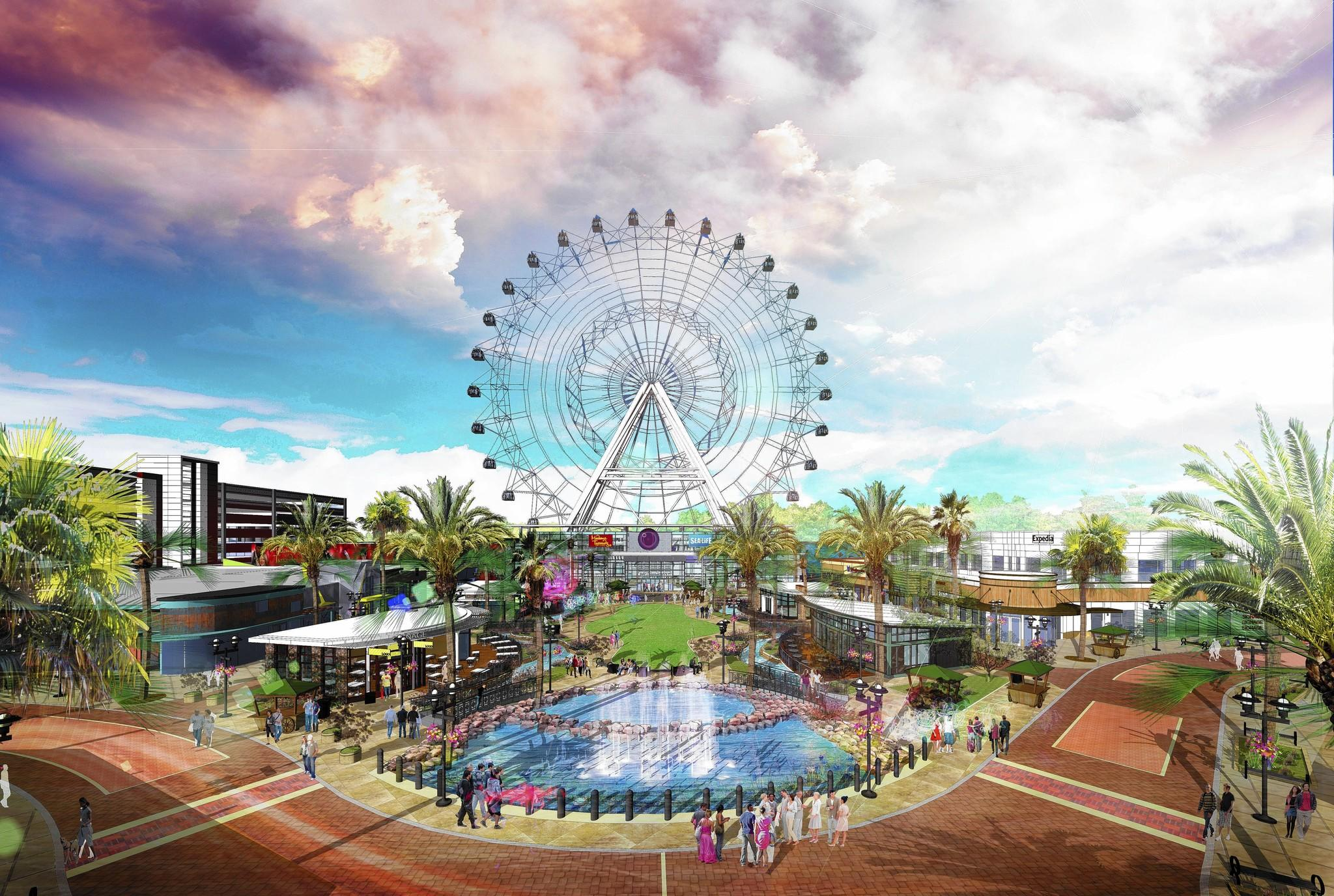 I Drive Live Changes Name To Orlando Eye