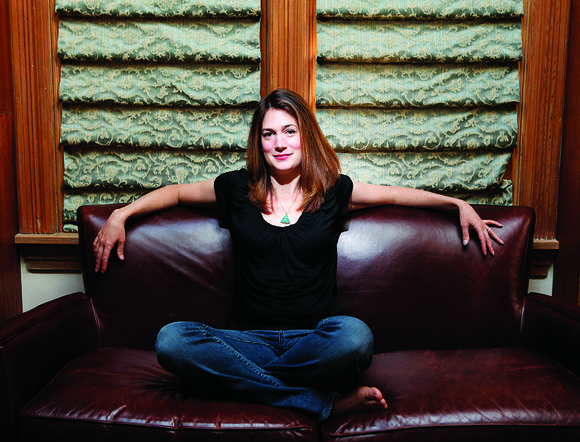 'Gone Girl' author Gillian Flynn