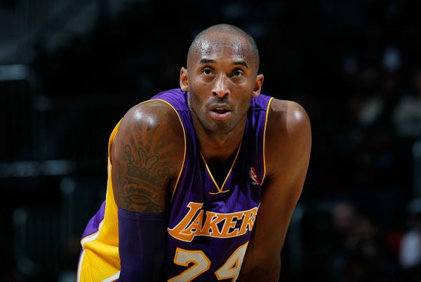 Kobe Bryant's latest injury has come as surprise to his Lakers teammates.