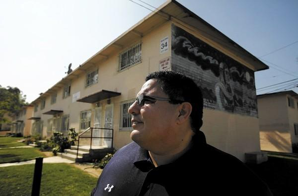 Hector Chacon, a Montebello school board member, says he found out purely by accident that his name was being used falsely on police and court records. It turned out the person using his name was his brother Arturo Chacon, a board member on the Central Basin Municipal Water District.