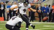 2013 season is becoming the year of the kicker throughout the NFL