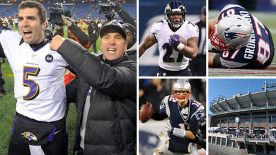 Five reasons why the Ravens can beat the New England Patriots on Sunday