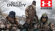 Under Armour to stick with 'Duck Dynasty' franchise amid media uproar
