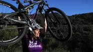 Girlz Gone Riding club carves out a place for women in mountain biking