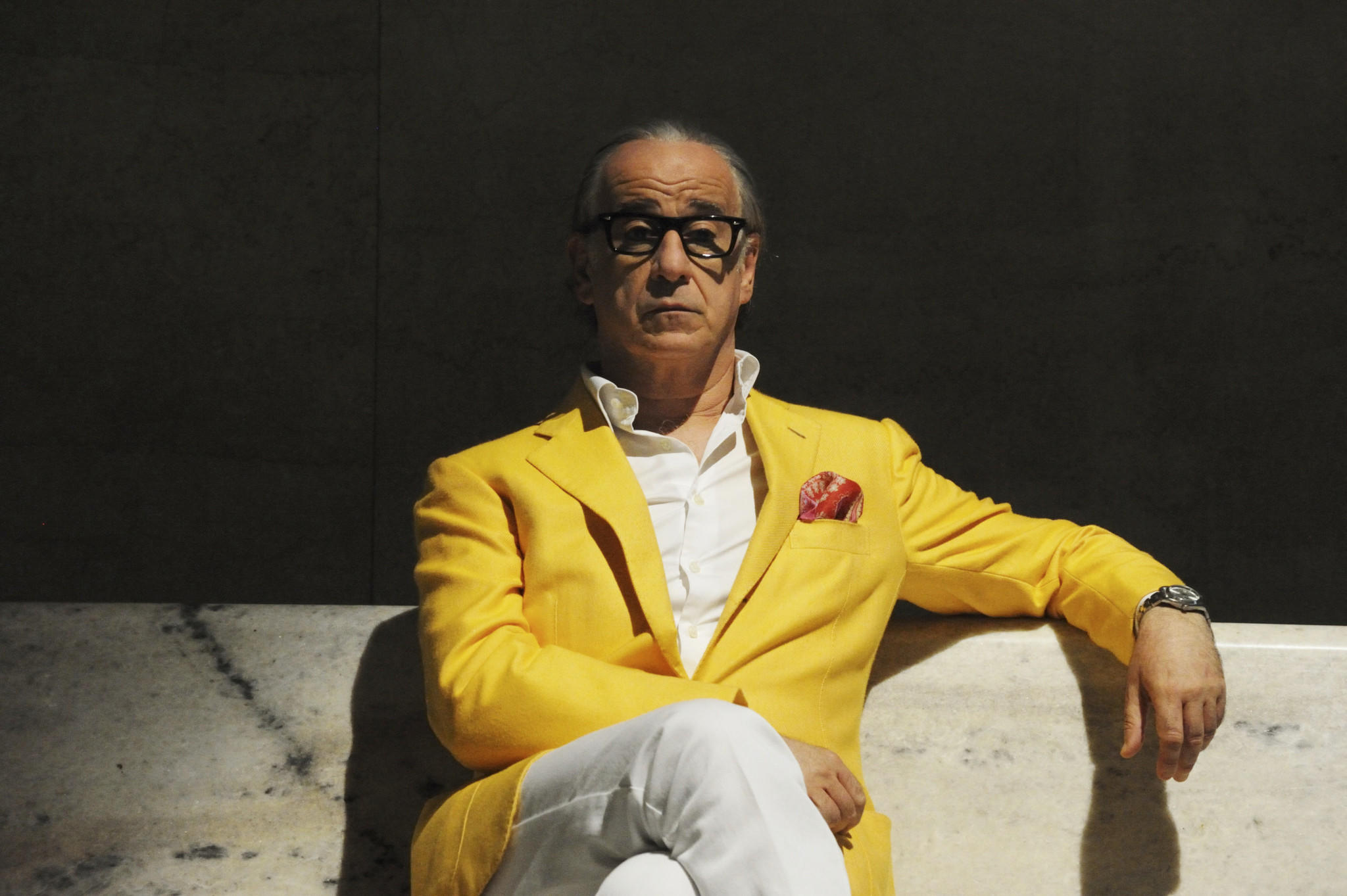 "Toni Servillo in the movie ""The Great Beauty,"" directed by Paolo Sorrentino."