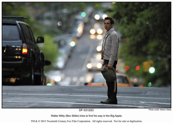 'Secret Life of Walter Mitty'