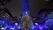 Pictures: Holiday lights from around the globe