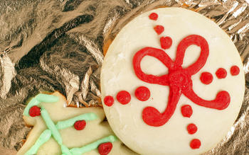 Suzie's sugar cookies