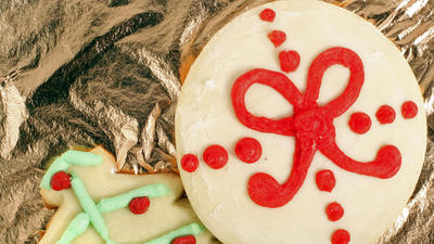 Suzie's sugar cookies
