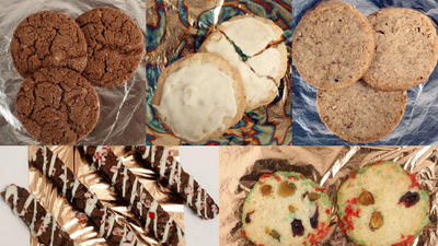 Los Angeles Times Holiday Cookie Bake-Off: 2013 winners