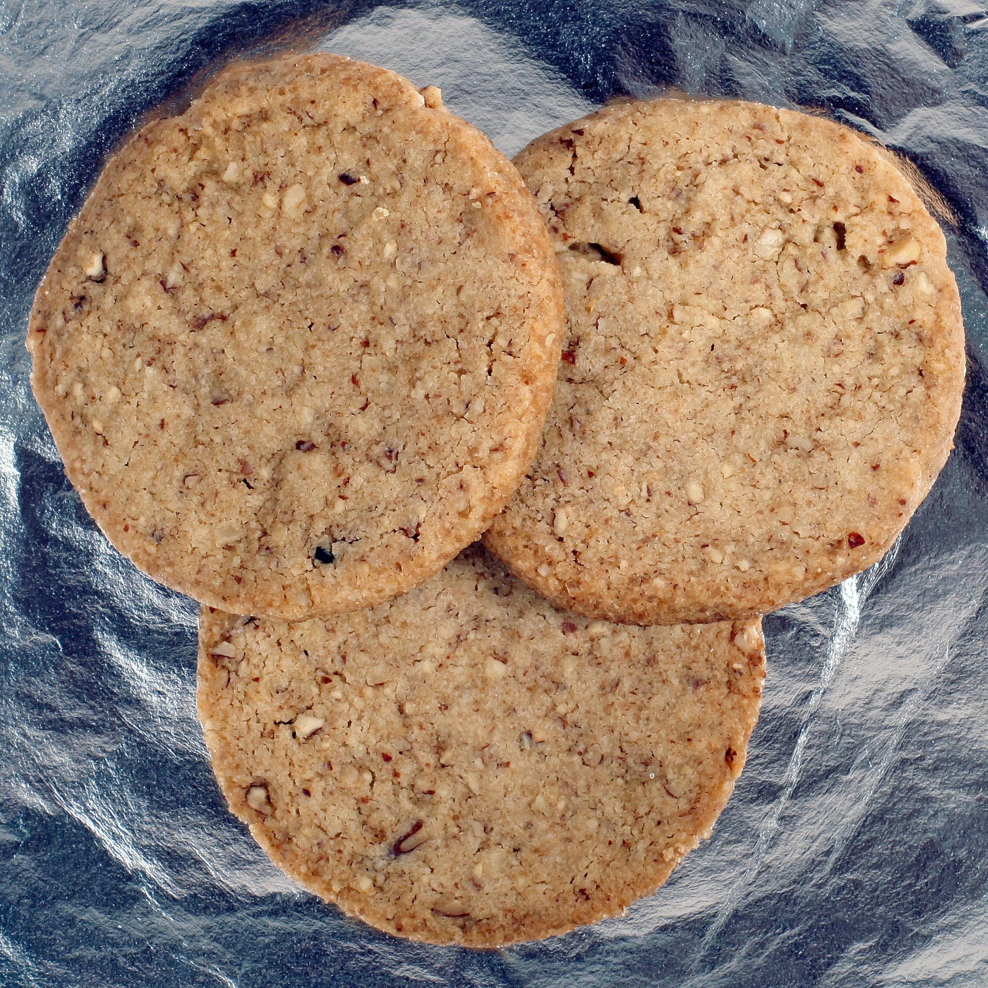Recipe: Brown butter pecan shortbread - California Cookbook