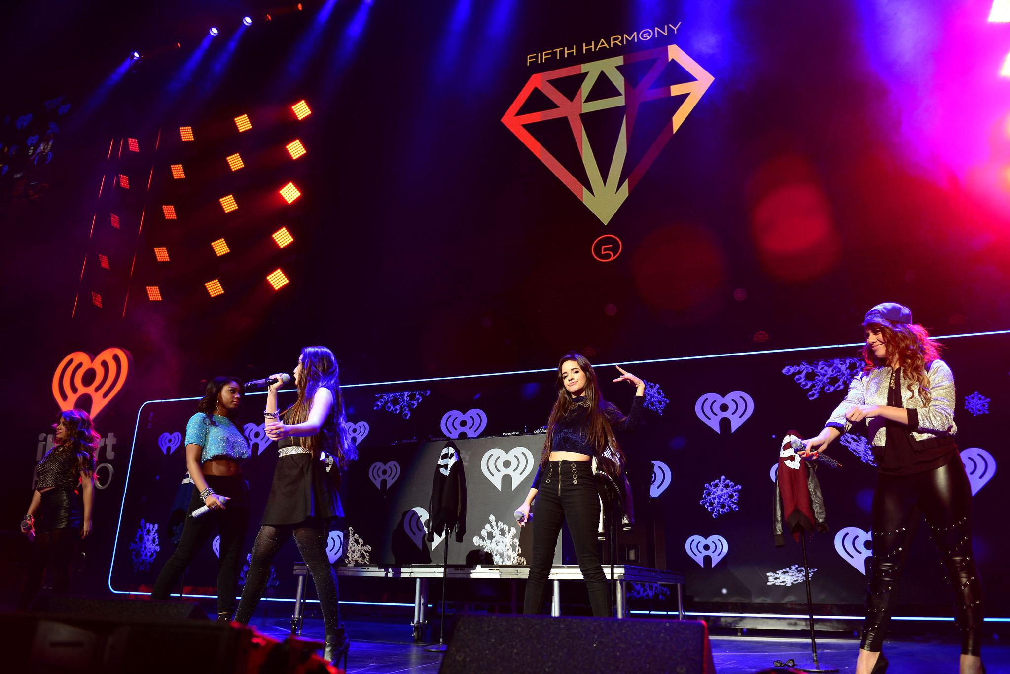 Jingle Ball at BB&T Center in Sunrise - Y100