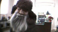Man in Santa beard robs Laurel bank