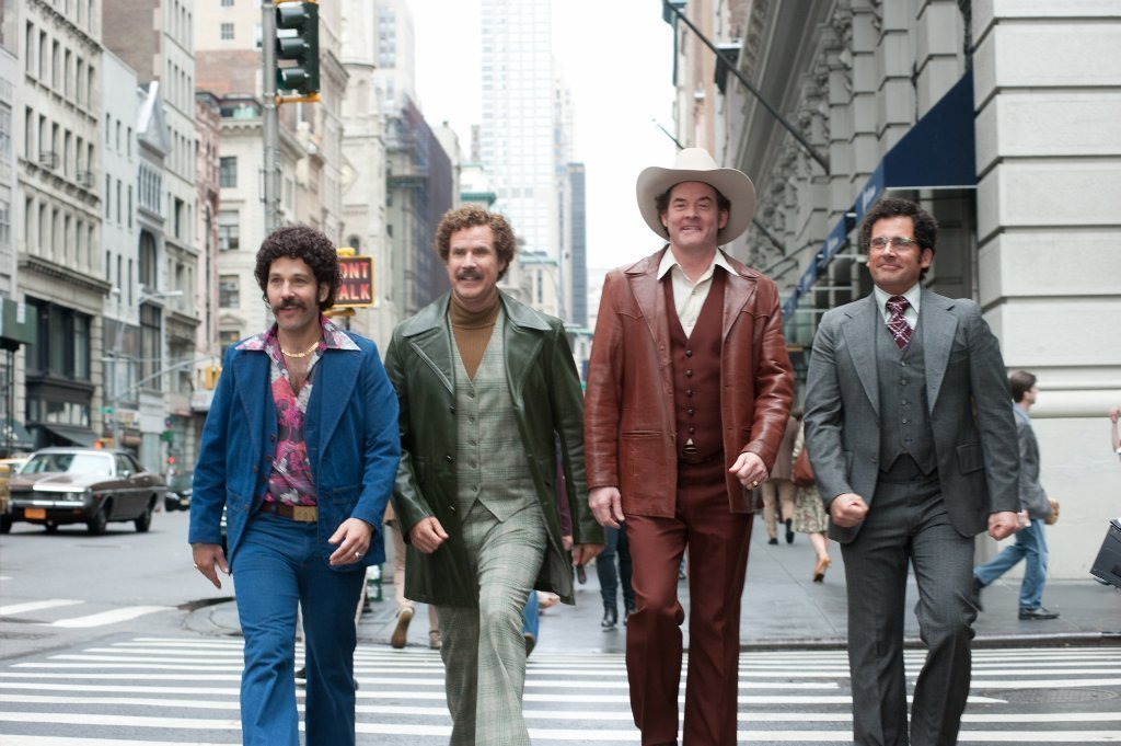 Box office: 'Anchorman 2' on pace to unseat 'Smaug'