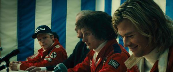 Scene from 'Rush.'