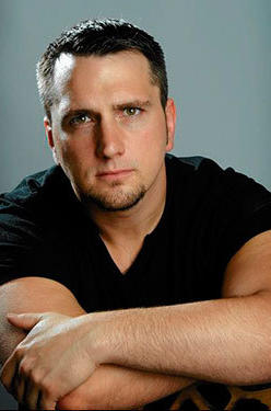 Jon Trosky of Mountain Top, Luzerne County, served as a stunt double for Jonah Hill in 'The Wolf of Wall Street.'