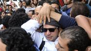 Egyptian activists get 3-year prison terms