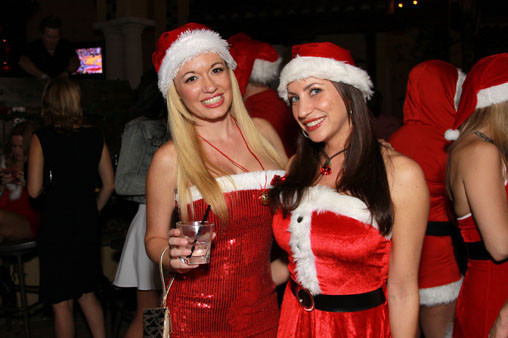 ugly christmas sweater party bar crawl in orlando orlando sentinel
