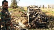 Libya: Suicide bombing near Benghazi kills at least 13