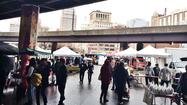 Farmers' market draws a crowd for last day