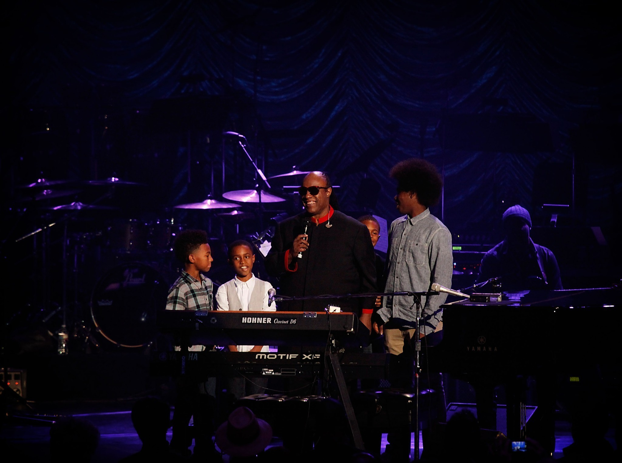Benefits Musical Toys : Review stevie wonder s  songs in the key of life