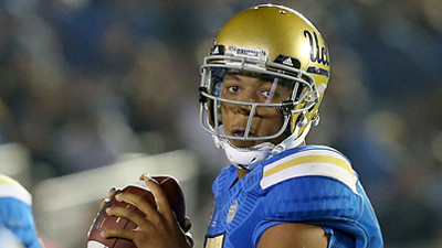 UCLA's Brett Hundley knows staying in school could help or hurt