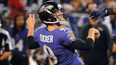 Ravens notebook: Justin Tucker's streak of field goals ends at …