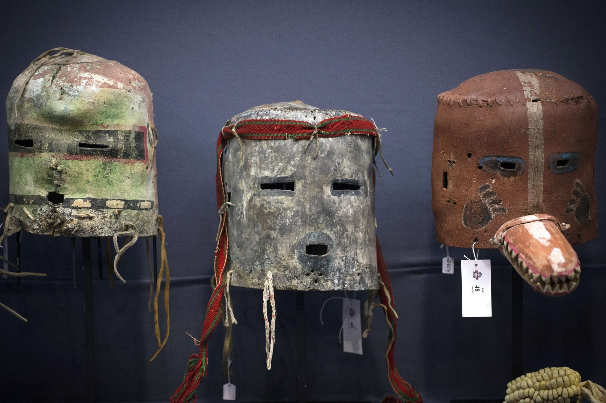 A bid to restore spiritual artifacts to Hopi and Apache tribes
