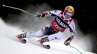 Marcel Hirscher wins, Ted Ligety struggles in World Cup giant slalom