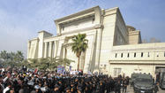 Egypt: Reformist judges under investigation as illegal group