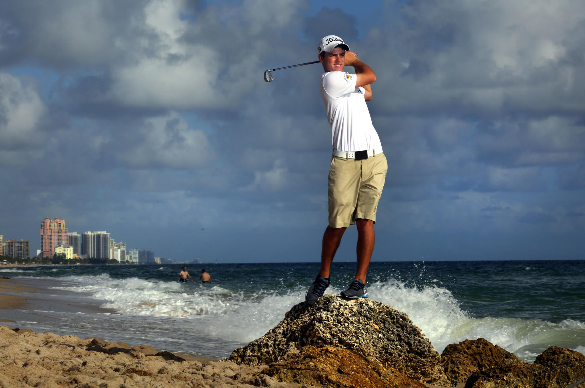 Broward Boys Golfer of the Year: Jorge Garcia.
