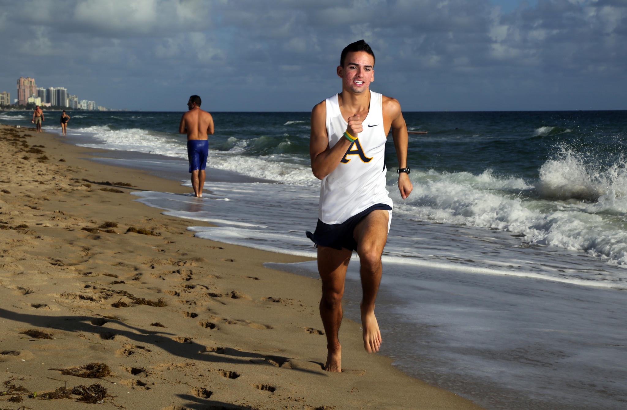 Broward Boys Runner of the Year: Manuel Velasquez