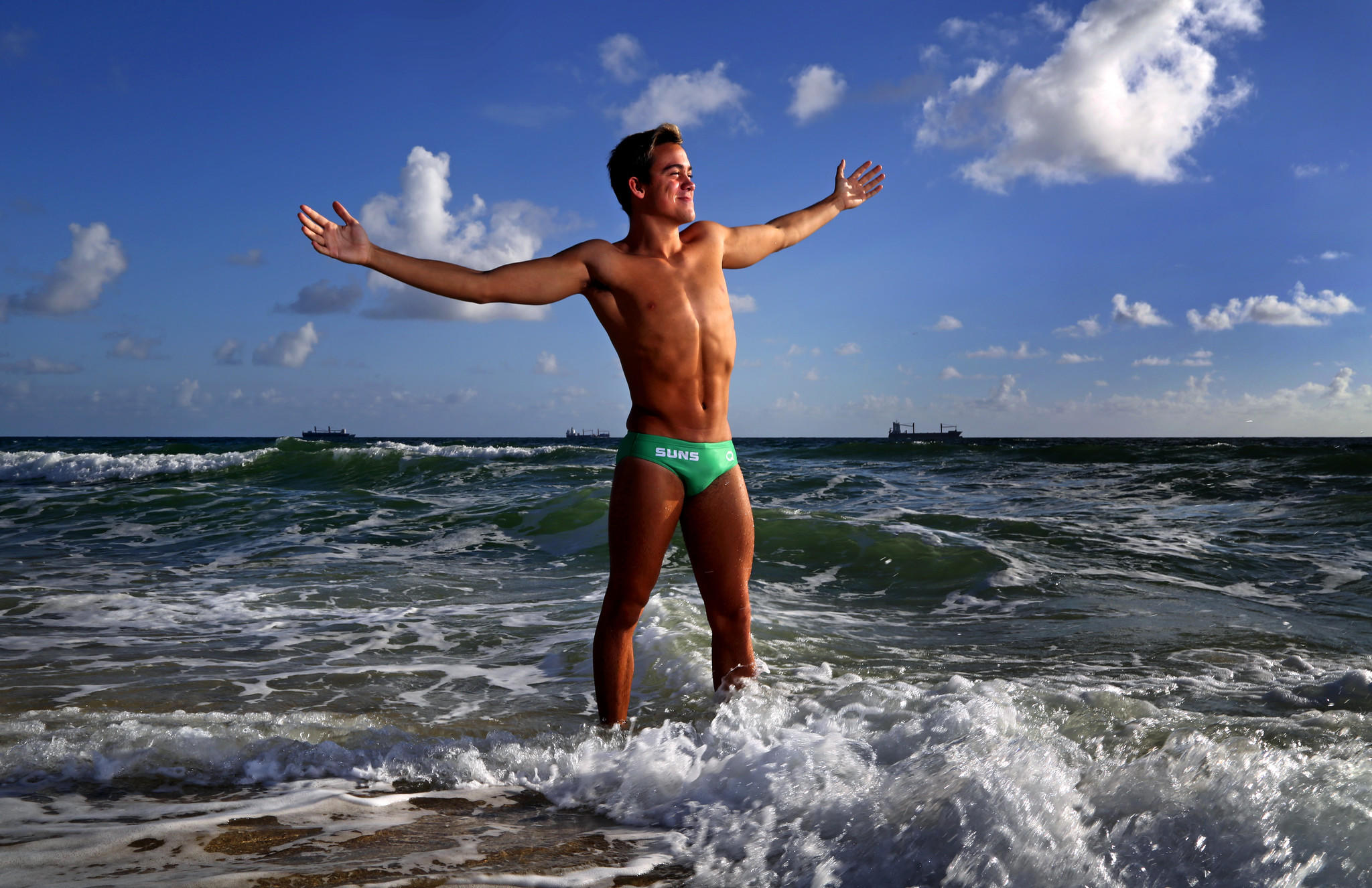 Broward Boys Swimmer of the Year: Jordy Groters