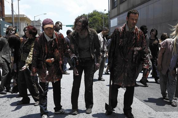 "All of ""The Walking Dead"" episodes airing in a row? Yes, please."