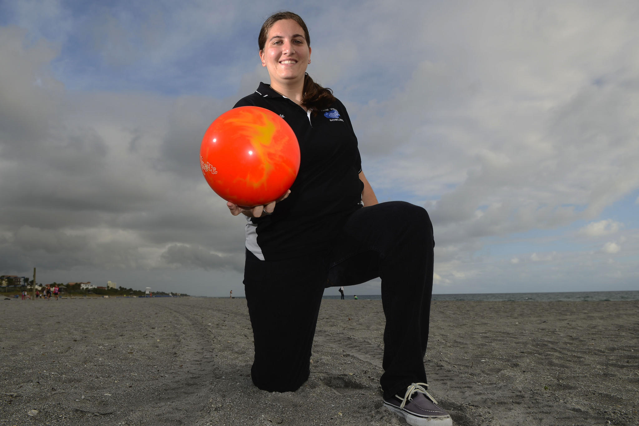 Palm Girls Bowler of the Year: Kayla Kanarick.