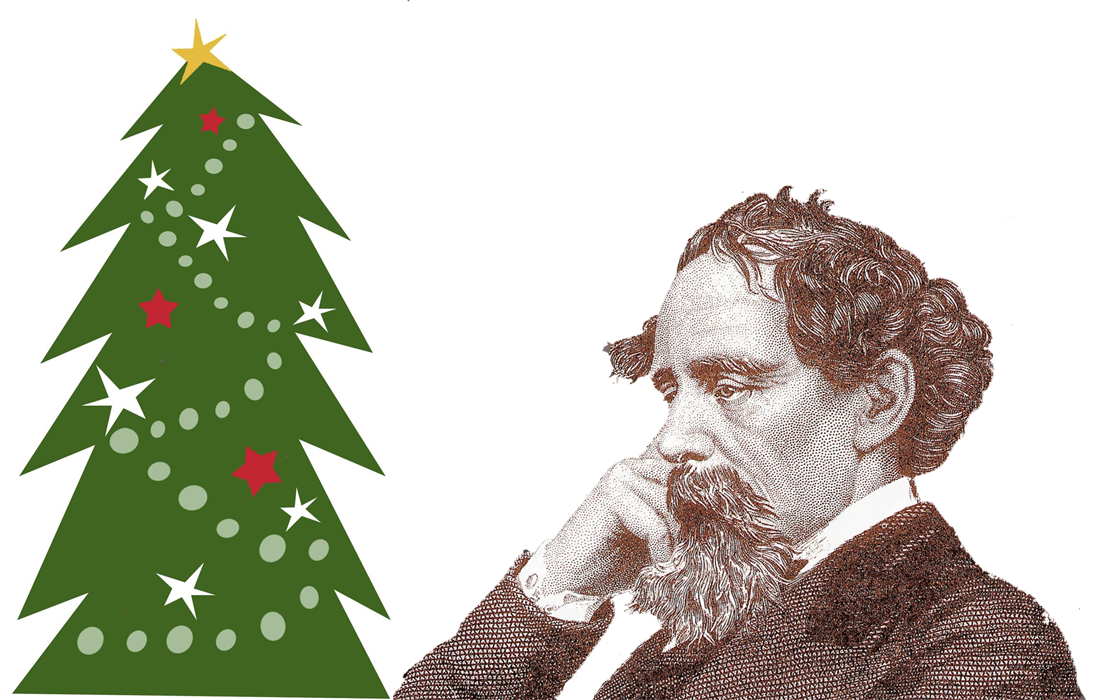 charles dickens author of the classic story a christmas carol - Author Of A Christmas Carol