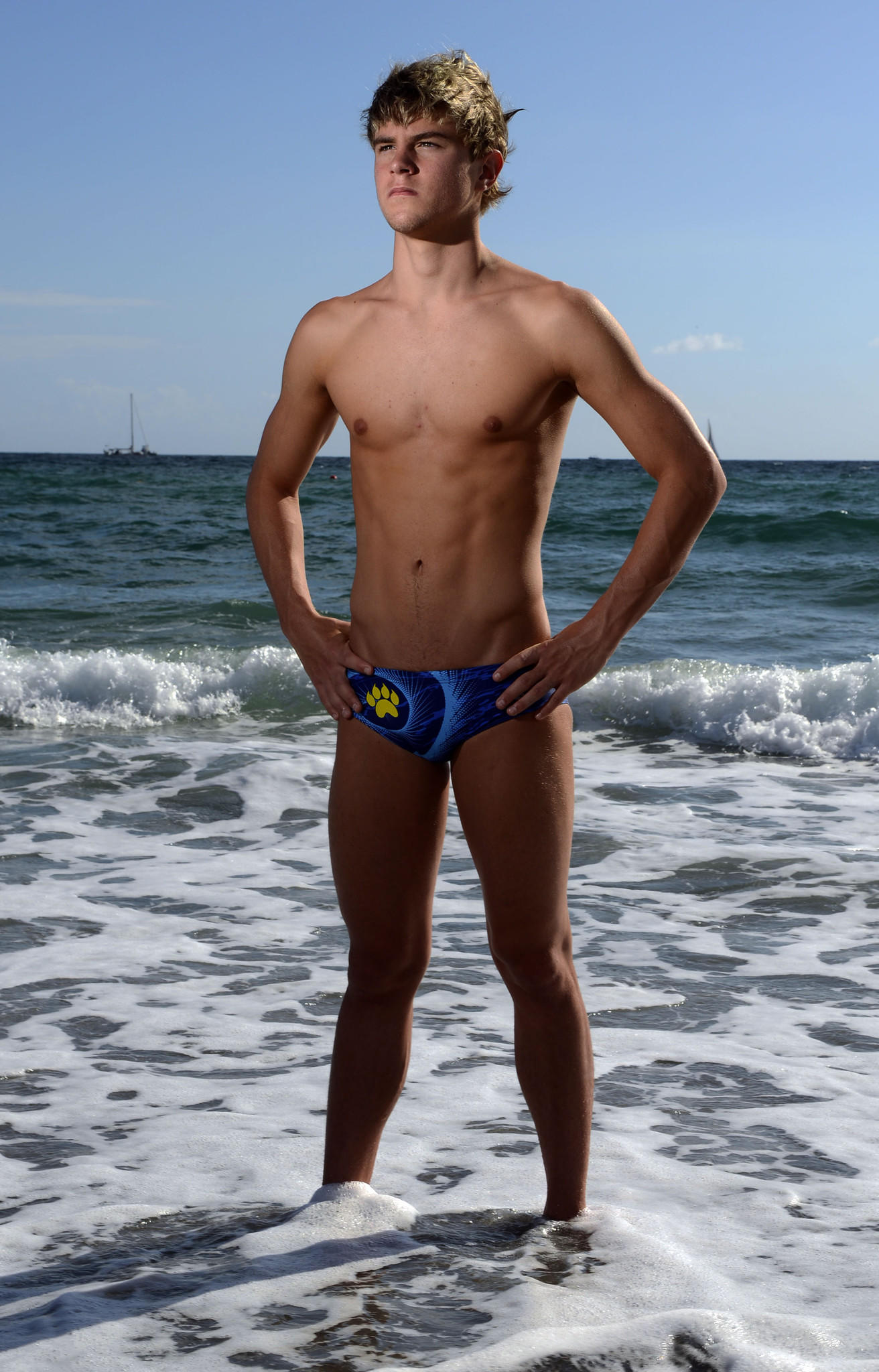 Palm Boys Swimmer of the Year: Gage Kohner.
