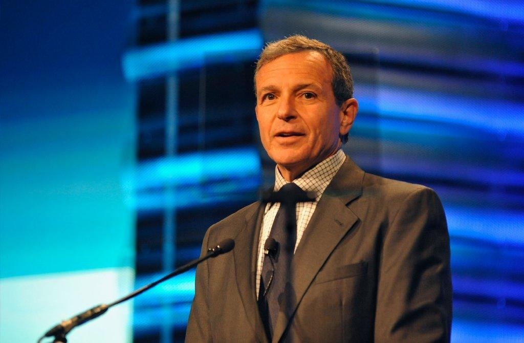Disney Chairman and CEO Robert Iger.