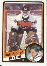 Bob Froese played for the Flyers from 1982-86.