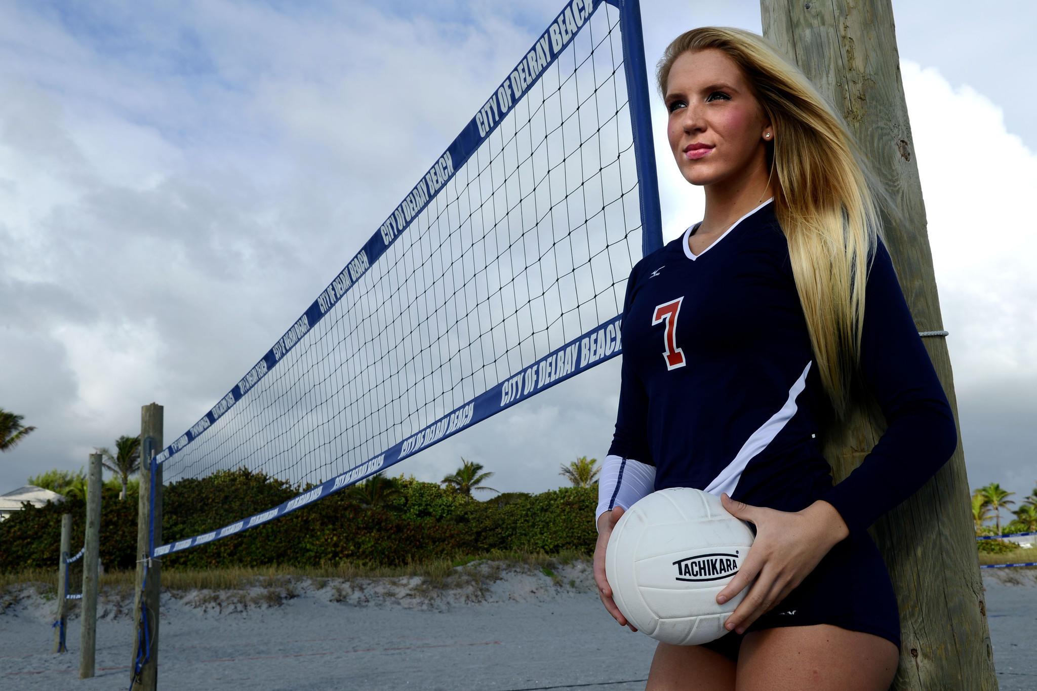Palm Girls Class 5A-4A-3A-2A Volleyball Player of the Year: Jessica Armstrong.