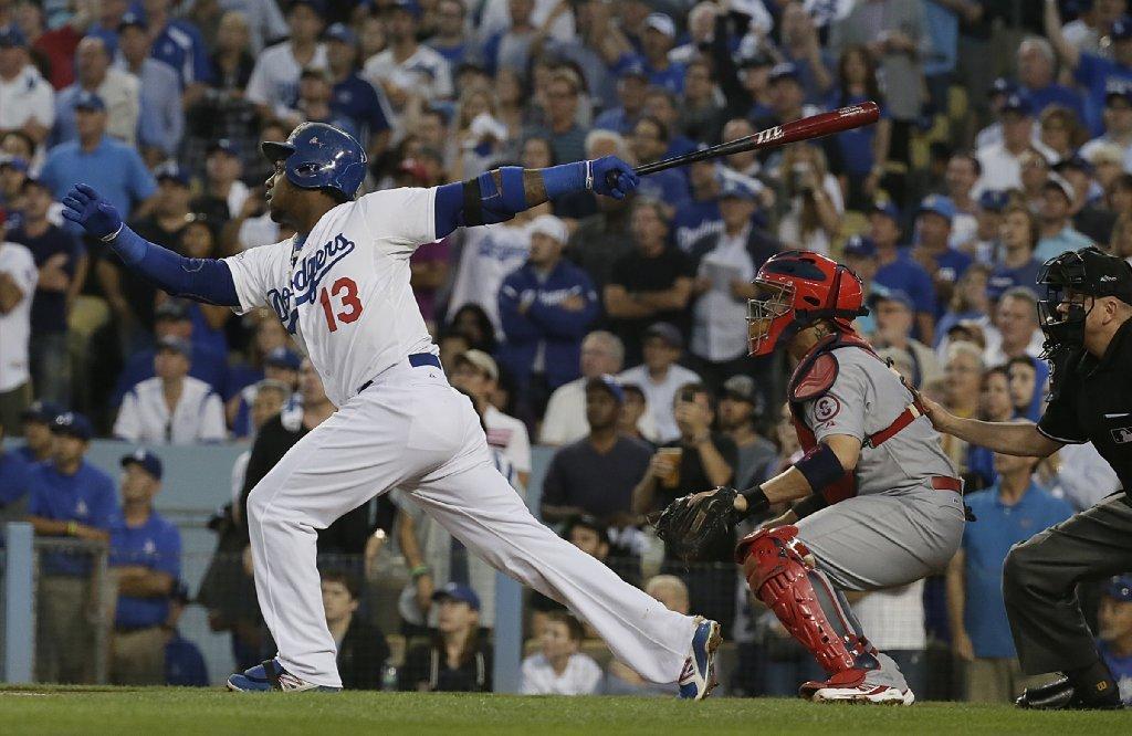 When he was healthy, Hanley Ramirez was the best hitter in the National League last season.